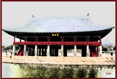 Gyeonghoe-Ru -  (Dae-Wang) Tags: architecture asia korea seoul pavillon  theunforgettablepictures theunforgettablepicture flickrestrellas worldtrekker multimegashot gyeongbokgoong gyeonghoru