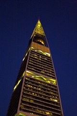 Al Faisaliah Tower After Sunset 3 (CristalArt) Tags: diamondaward citrit