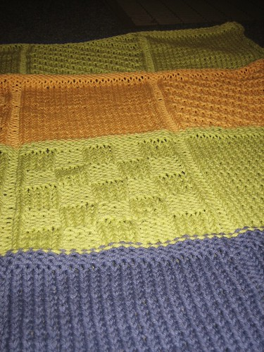 090205. hooded baby blanket!