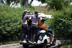 Rancamaya golf (Mangiwau) Tags: west female golf indonesia java maya golfing indonesian caddy bogor caddies ranca barat sunda ciawi antero rancamaya indodrill