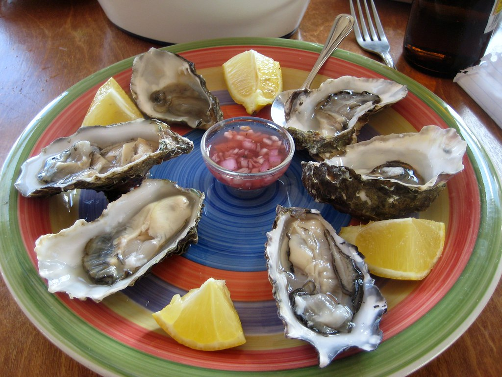 Muelle Tres Oysters