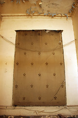 (deatonstreet) Tags: abandoned kentucky interior louisville mansion fleurdelis ouerbacker