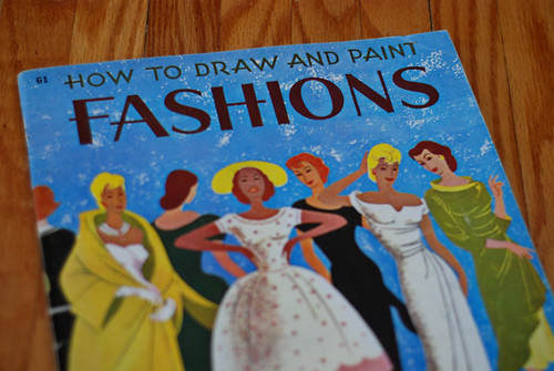 draw and paint fashions