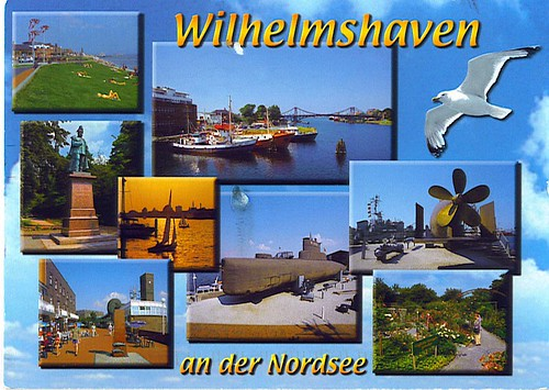 Postcard from Germany
