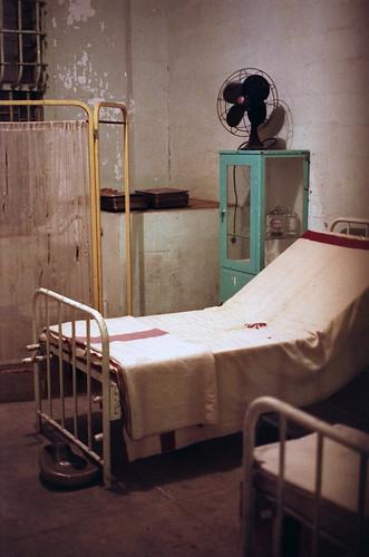 Alcatraz - Hospital Bed