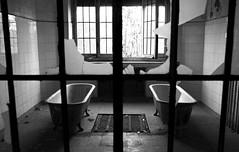Clean your minds (piper969) Tags: bw bathroom bn clean wash minds manicomio piet bagni vasche lasolitudinediunamente graziealfredo