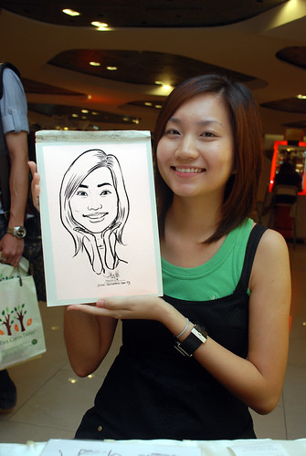 Caricature live sketching for The Cocoa - Part 3 - 10