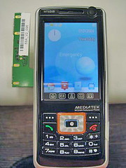 MediaTek 3G reference phone