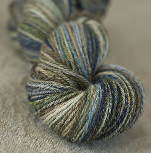 Handspun - Superwash Merino