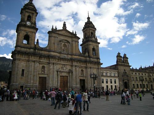 Catedral de Bogotá Foto 3