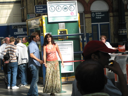 Train Chartering - Film / movie / TV / ad locations on trains and at stations