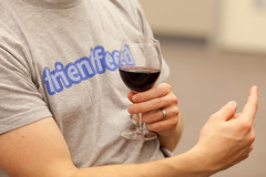 FriendFeed and Wine