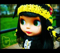 buzz buzz...zz Z, perhaps (TURBOW) Tags: nyc newyork doll blythe neo goldie takara allgoldinone blackhair tweet bl unionsquarepark squeakymonkey poppyw parasoldoll littleamelie