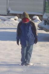 030109-14 Snow Robbie