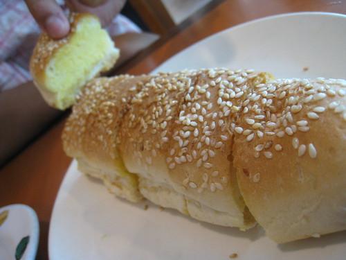 The Onion Bread