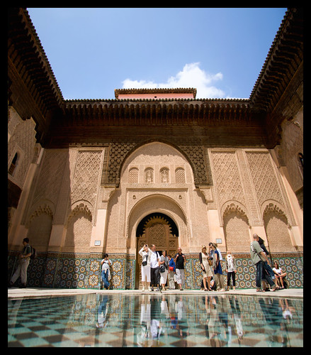 School of the Koran in Marrakech