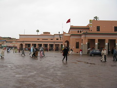 Djemaa el Fna Square (prairieblazingstar) Tags: morocco marrakech djemaaelfna