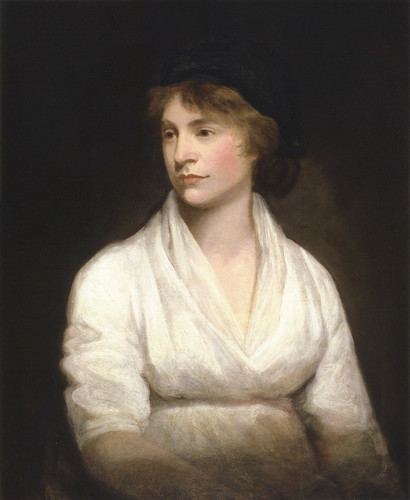 John Opie, Mary Wollstonecraft, (c. 1797) by you.