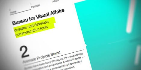 Bureau for Visual Affairs
