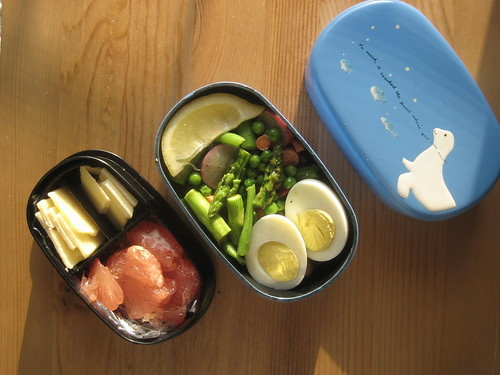 bento lunch.