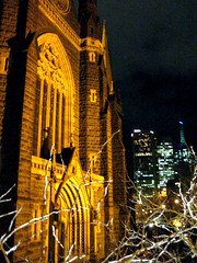 Cathederal Melbourne (mJgould) Tags: