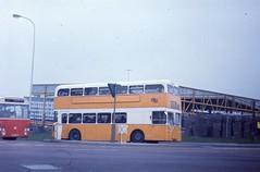 Tyne and Wear PTE 123 (23 JVK), ex Newcastle 23. (bkp550) Tags: bus newcastle gateshead leopard willowbrook leyland eastyorkshire weymann tyneandwear pte atlantean 23jvk 9772rh