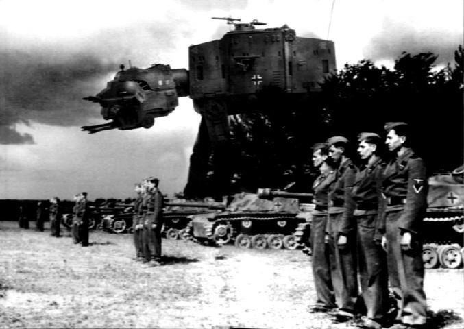 nazi wars