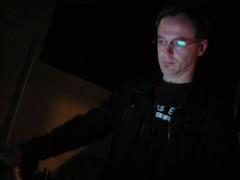 Jorge Haro en Lisboa en un evento EXP+LIMb0