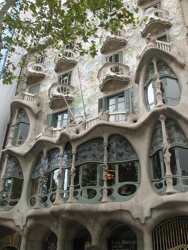 Casa Batlló Barcellona