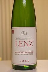 2005 Lenz Gewürztraminer