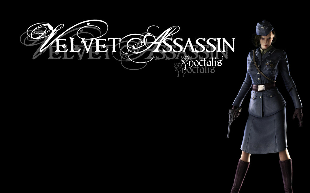 Velvet Assassin uniform Wallpapers