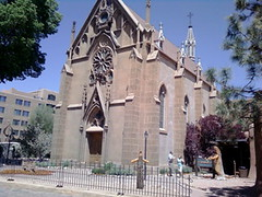 Loretto Chapel (The Real Santa Fe) Tags: santafe lorettochapel