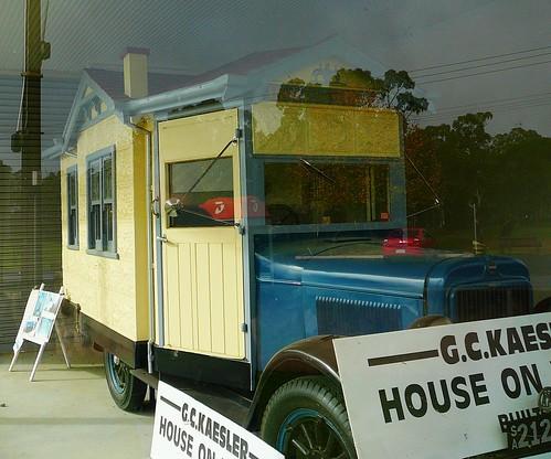 House on Wheels!
