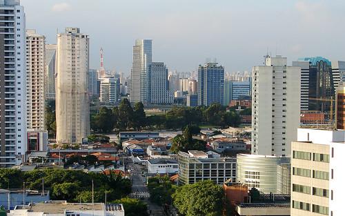 Sao Paulo's Skyline