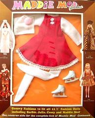 ICE BALLERINA (Virgin-Archer) Tags: vintage toys mod dolls barbie clone maddiemod teenagefashiondoll