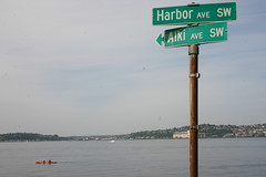 Harbor and Alki