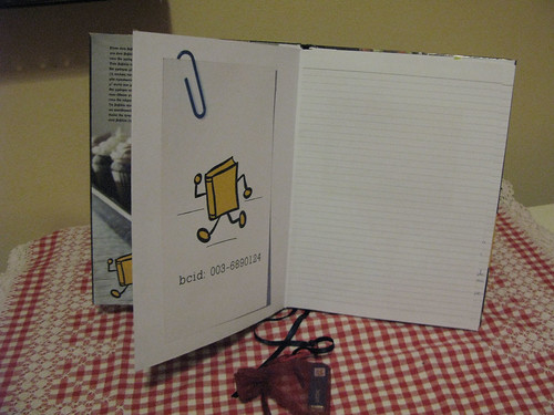 Cookbookcrossing gamering - BCID page