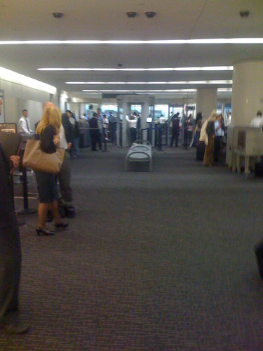 SFO security
