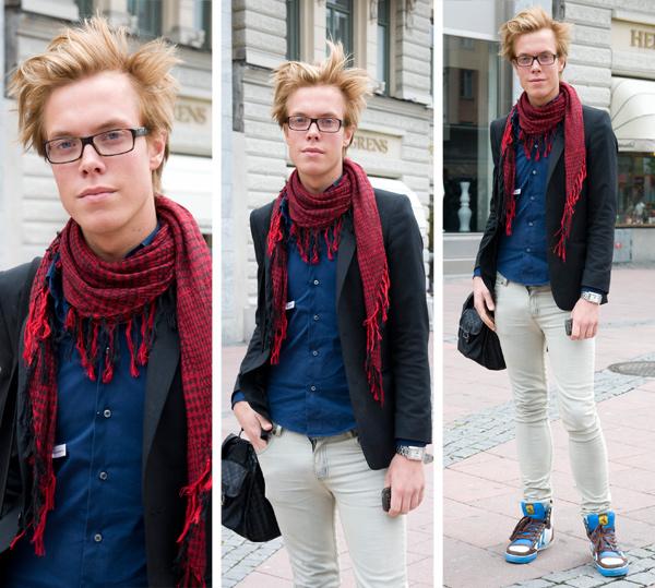 david, stockholm, Stureplan, james bort