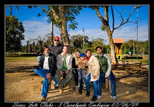 Terceira Cavalgada Ecológica - Foto Oficial
