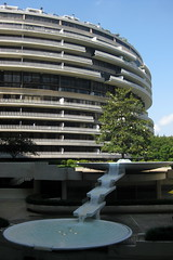 Washington DC - Foggy Bottom: Watergate Complex