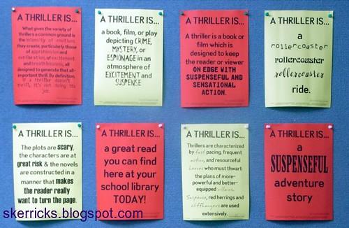 0905 thrillers