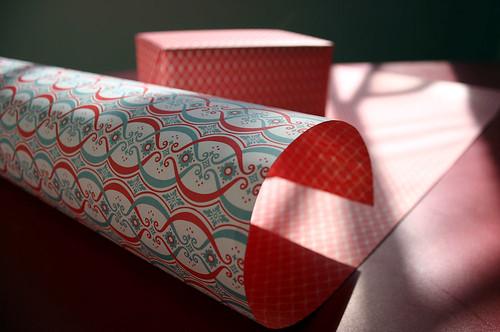 Savoy Gift Wrap