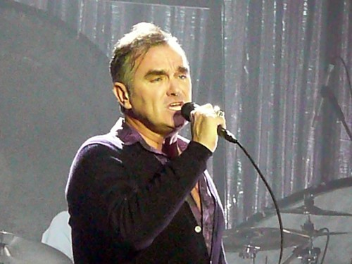 MORRISSEY / DOLL & THE KICKS – Offenbach, Capitol (09.06.2009)