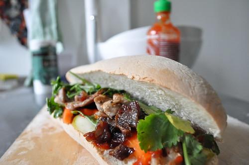 banh mi vietnamese sandwich recipe