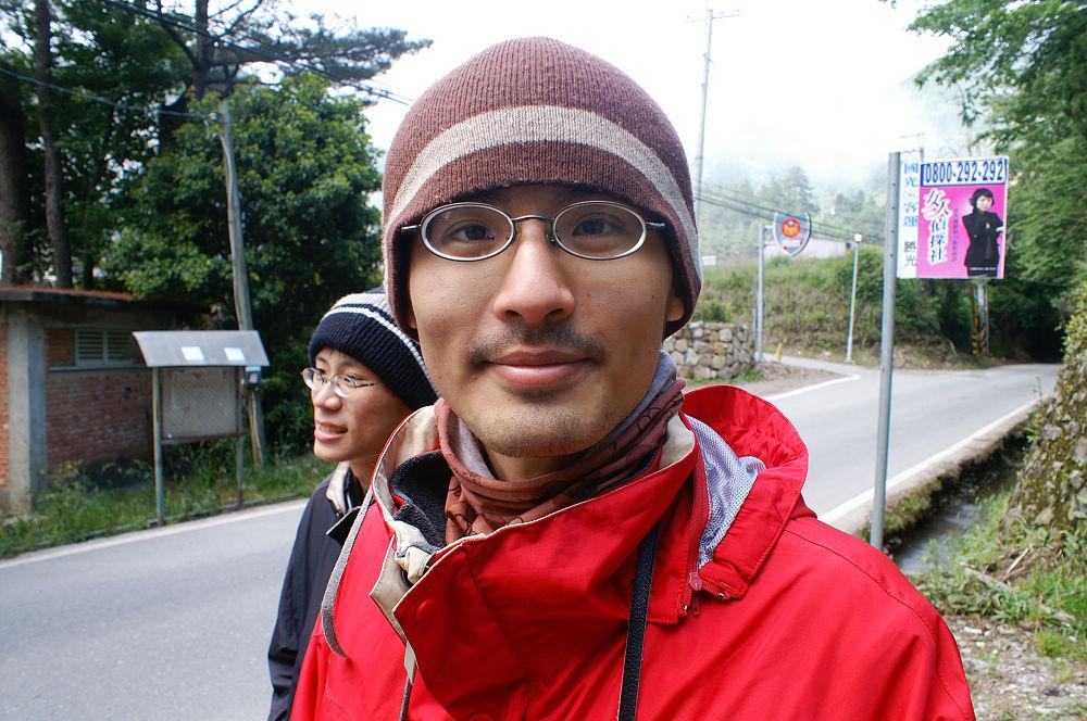南湖大山day5-121 柚子鬍子長