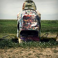 Bug Ranch 6 (Bowman!) Tags: color art strange car delete10 bug delete9 delete5 delete2 rust paint texas delete6 decay delete7 beetle delete8 delete3 delete delete4 save save2 wierd graffitti delete11 unexpected volkswagon