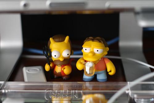 Flanders & Barney