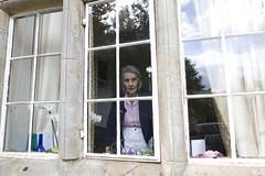 The watcher (virgorama) Tags: old love window mother mum decline 83 nursinghome