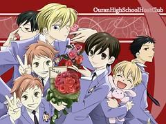 Ouran High School Host Club (Hikari - xXWatashi No Koi Desu...Xx) Tags: anime honey mori kyoya haruhi ouranhighschoolhostclub hikaruandkaoru andtamaki